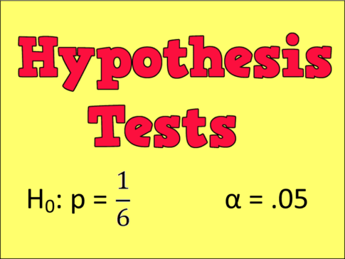 Hypothesis Tests
