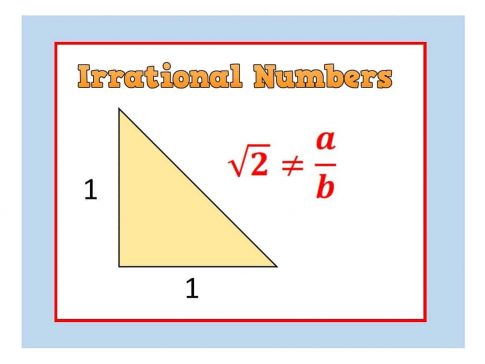 Irrational Numbers